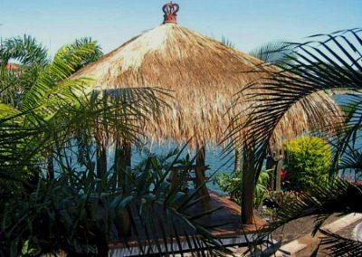 Balinese Thatch Hut